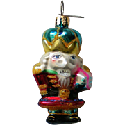 Christopher Radko Nutcracker Christmas Holiday Ornament