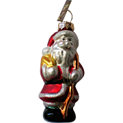 Christopher Radko Santa or St. Nick Christmas Holiday Ornament