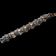 Coro Pegasus Lava Glass AB Bracelet