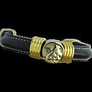 Debutante Biker Guardian Angel Bracelet