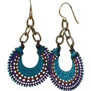 Chimayo Hoop Earrings