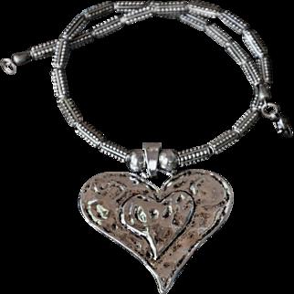 Flourishing Heart Necklace