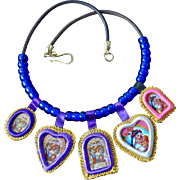 Altar Charmed Necklace - it's reversible