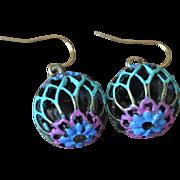 Chimayo Chime-Around-the-World Earrings