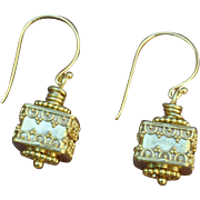 24K Gold Vermeil Earrings