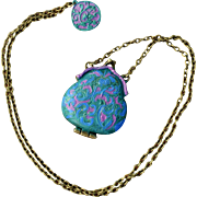 Chimayo Purse Locket