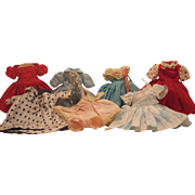 Madame Alexander Cissette Clothing Assortment - Authentic