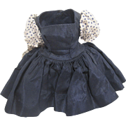 Madame Alexander Cissette Navy Taffeta Dress #916 - Minty