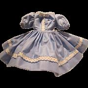 Madame Alexander Cissette Dress #810 Blue Variation - Minty