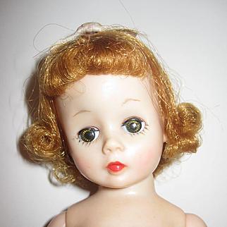Madame Alexander Redhead Cissette - NUDE