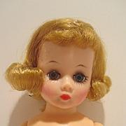 Madame Alexander Nude Blonde Cissette
