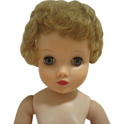 Madame Alexander Blonde Bubble ELISE - Nude Doll