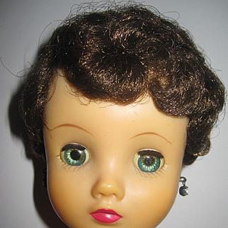 Madame Alexander Brunette Bubble ELISE - Nude Doll