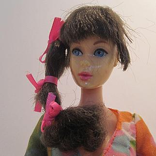 Twist N Turn Barbie Mod Era Flower Wower #1453