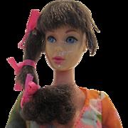 Twist N Turn Barbie Doll in Mod Era Flower Wower #1453