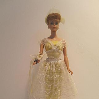 Redhead Ponytail Barbie #987 Orange Blossom