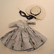 Vogue Jill Dress and Hat #7513