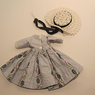 Vogue Jill Dress and Hat #7513