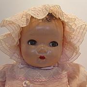 """Ideal 18"""" Flirty Eye 1930's Princess Beatrix"""