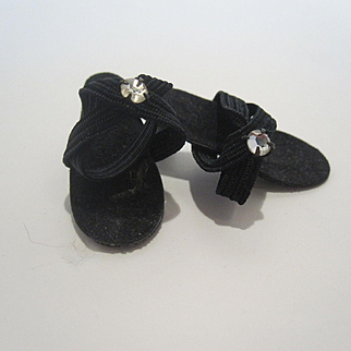 Vogue Jill Black Shoes