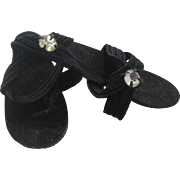 Vogue Jill Black Shoes