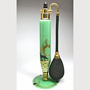 1930 Rare DeVilbiss Art Deco Perfume Atomizer
