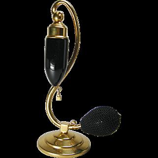 1928  DeVilbiss Debutante Series Art Deco Perfume Atomizer