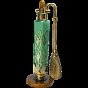 DeVilbiss Art Deco Perfume Atomizer with Bakelite