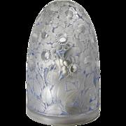 Rene Lalique Boutons D'Or Lampe Berger Perfume Burner 1927