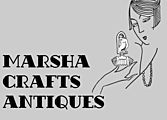 Marsha Crafts Antiques logo