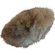 """Fur Hat for 9-10"""" Head Size"""