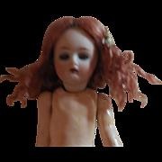 """5"""" German Doll 133 as is"""
