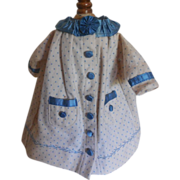 Flannel Robe for Doll