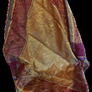 Vintage Silk Scarf or Hanky