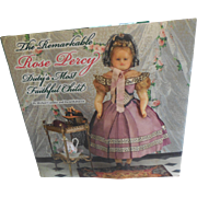 "Book ""The Remarkable Rose Percy "" Hard Cover Book"