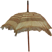 "13"" Parasol for French German Bebe"