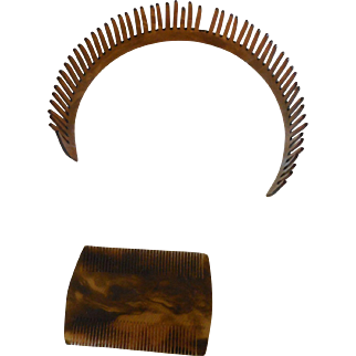 2 French Fashion Combs