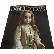 Doll News Magazine Great Articles Doll Collecting