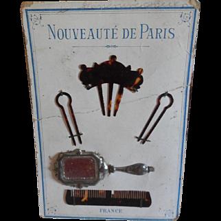 Fashion Accessories on Original Card