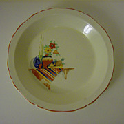 Crown Ovenware Pie Plate