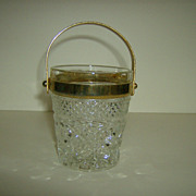 Wexford Sugar Pail ~ Anchor Hocking