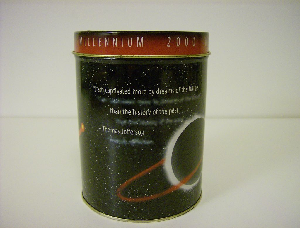 Collectible Tin ~ Millennium 2000