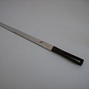 Stanhome Bread Knife ~ Bakelite Handle