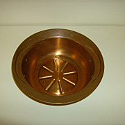 Vintage Copper Warming Pan