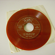 Redd Harper ~ Christian Faith Recordings ~ 45 RPM