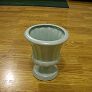 Haeger Greek Style Vase/Urn ~ Green