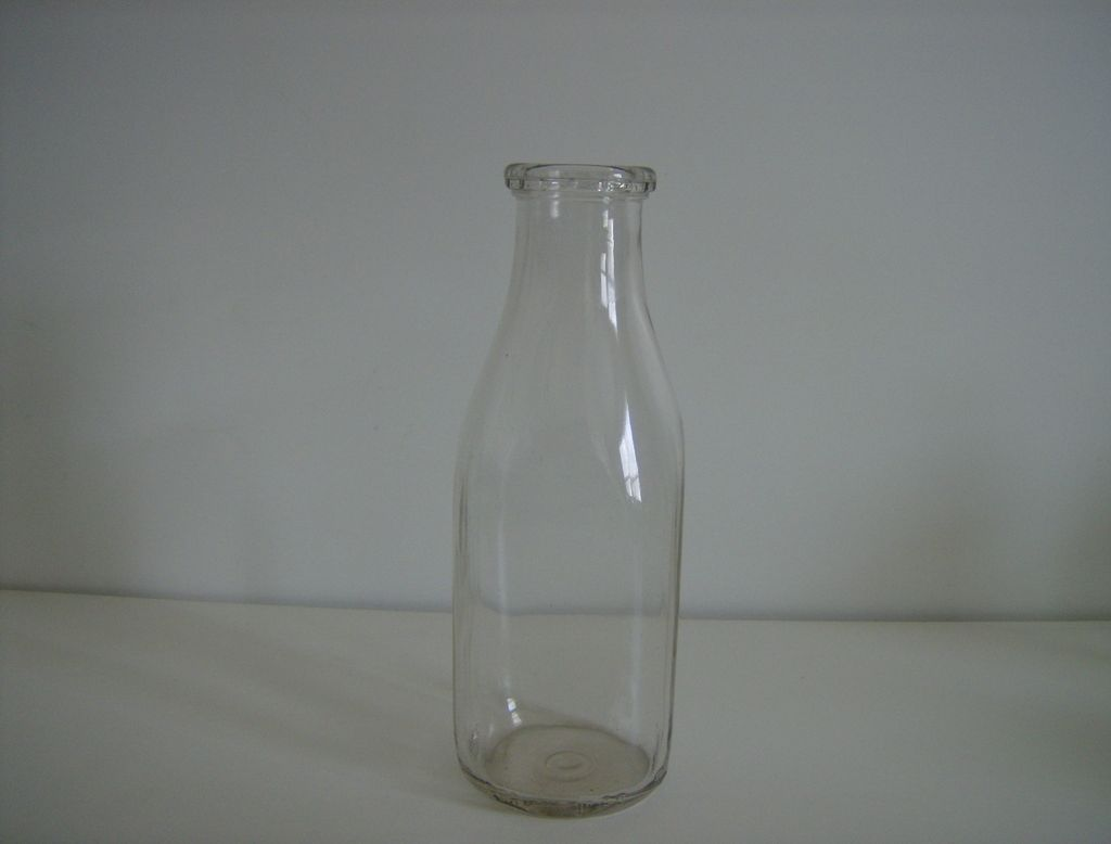 Thatcher Square Quart Milk Bottle