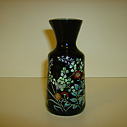 Hand Painted ~ OMC Porcelain Sake Pitcher  ~ Japan