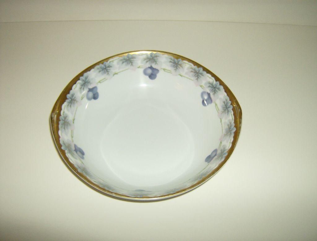 rosenthal handled bowl sylvia mary 39 s menagerie. Black Bedroom Furniture Sets. Home Design Ideas