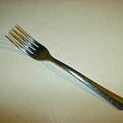 Oneida ~ Dinner Fork ~ Delco ~ Windsor Pattern ~ 40